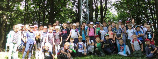 Letni obóz sportowy Kasinka Mała 2021